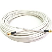 Reçber 2 mt RG6U6 Bakır Anten Kablosu Hazır Gold F Konnektörlü