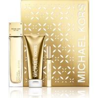 Michael Kors Sexy Amber Edp 100 Ml Kadın Parfüm + Edp 10 Ml + 100 Ml Vücut Losyonu Set