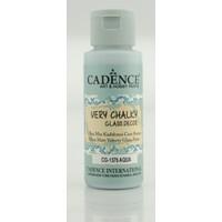 Cadence Aqua - Very Chalky Enamel Cam Seramik Boya 59 ml