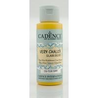 Cadence Sarı - Very Chalky Enamel Cam Seramik Boya 59 ml