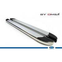 Opel Combo D Ms Line Yan Koruma (Aluminyum) 2010-