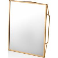 The Mia Brass Ayna 29 x 25 cm