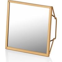 The Mia Brass Ayna 15 x 15 cm