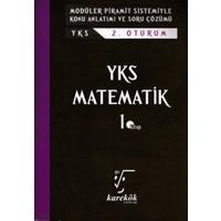 Yks Matematik 1.Kitap