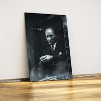 Javvuz Mustafa Kemal Atatürk - Metal Poster