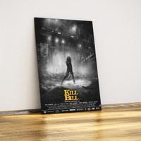 Javvuz Kill - Bill - Dekoratif Metal Poster