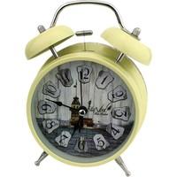Hunga Metal Kız Kulesi Temalı Çalar Masa Saati Büyük Boy