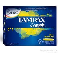 Discreet Tampax Tampon Normal 16 Adet