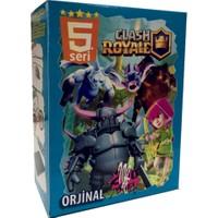 Clash Royale 5. Seri Orjinal Oyun Kartları 200lü Kutu