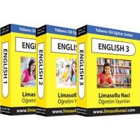 Limasollu Naci İngilizce Eğitim Seti 1. Kur + 2. Kur + 3. Kur
