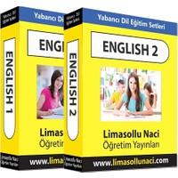 Limasollu Naci İngilizce Eğitim Setleri 1. Kur + 2. Kur