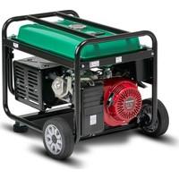 AMT GEN 155E Benzinli jeneratör (6 kVA-İpli-Honda GX 390 motorlu-230V/50Hz-Tekerlekli)