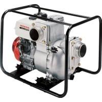 """HONDA WT40XK3 DE Benzinli Motopomp (11 hp dört zamanlı Honda motor-4"""" inç çıkış-yağ ikazlı-pis su)"""