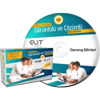 Elit Eğitim Açıköğretim Davranış Bilimleri 1 Soru Bankası