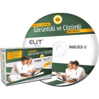 Elit Eğitim Açıköğretim İngilizce 2 Soru Bankası