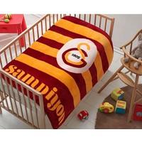 Taç Galatasaray Sampıyon Baby Lisanslı Tek Kişlik Battaniye