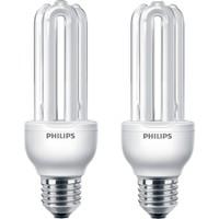 Philips Economy Stick 18W 2'li Tasarruflu Ampul E27 Sarı