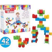 Akar 42 Parça Zeka Blokları 01-102