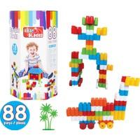 Akar 88 Parça Zeka Blokları 01-104