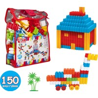 Akar 150 Parça Zeka Blokları 01-111 Sırt Çantalı