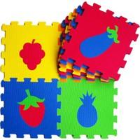 Akar Eva Puzzle Oyun Karosu 33X33cm 10Mm Meyve Ve Sebzeler