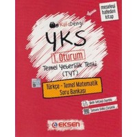 Eksen:Kafadengi Yks Tyt Türkçe-Temel Matematik Soru Bankası 1. Otururm
