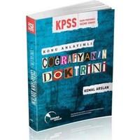 Doktrin 2018 Kpss Coğrafyanın Doktrini Konu Anlatımlı - Kemal Arslan