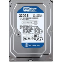 Western Digital Wd 320 Gb 3.5 Harddisk Wd3200