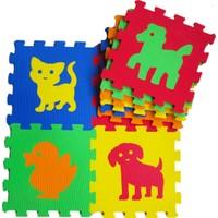 Akar Oyuncak 33 x 33 cm 7 mm Hayvanlar