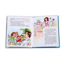 Selen ile Eren - Tatilde (Kitap + CD)