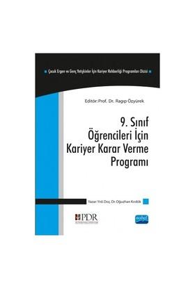 Dokuzuncu Sınıf Öğrencileri İçin Kariyer Kararı Verme Programı-Oğuzhan Kırdök