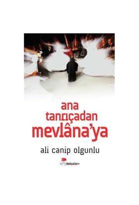 Anatanrıça'Dan Mevlana'Ya-Ali Canip Olgunlu