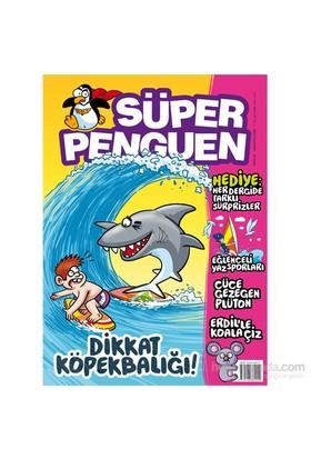 Süper Penguen - Ağustos 2015