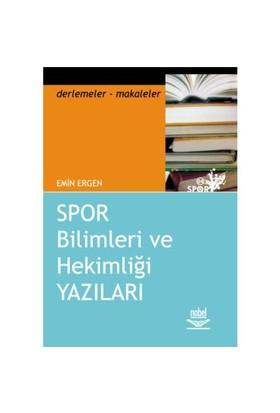 Spor Bilimleri Ve Hekimliği Yazıları-Emin Ergen