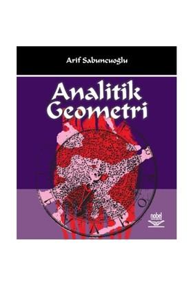 Analitik Geometri (Arif Sabuncuoğlu)-Arif Sabuncuoğlu