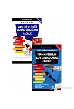 Savaş 2014 Vergi Müfettişliği Sayıştay Sınavlarına Hazırlık Kitabı (2 Cilt)