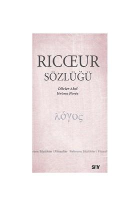 Ricoeur Sözlüğü - Jerome Poree