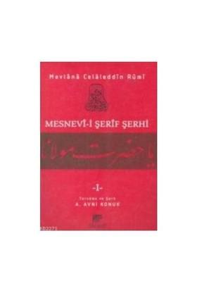 Mesnevi-i Şerif Şerhi (13 Kitap Ciltsiz)