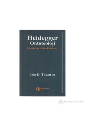 Heidegger Ontoteoloji-Iain D. Thomson