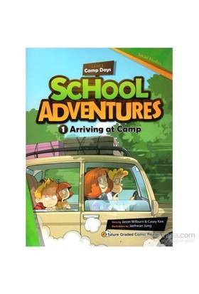 Arriving At Camp + Cd (School Adventures 1)-Jaehwan Jung