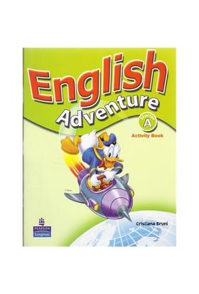 Longman Yayınları English Adventure Starter A Activity Book