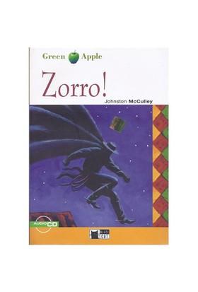 Cideb Yayınları Zorro - Johnston Mcculley Green Apple Starter Cd Black Cat