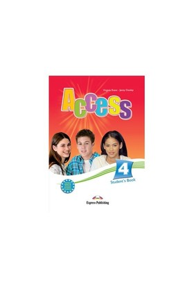 Access 4 Student Book Express Publishing