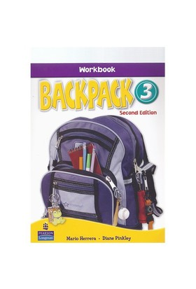 Backpack Second Edition 3 Workbook Longman Yayınları