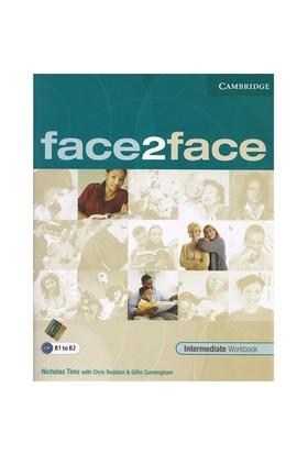 Face 2 Face Intermedia Workbook Cambridge