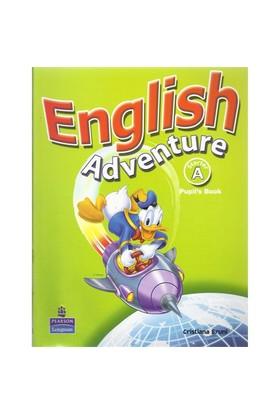 English Adventure Starter A Pupils Book Longman Yayınları