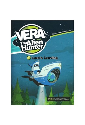 Luca'S Leaving (Vera The Alien Hunter 3)