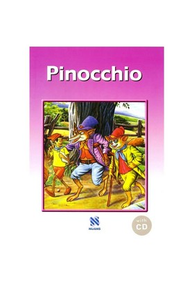 Pinocchio +Cd (Rtr Level-D)-Anonim