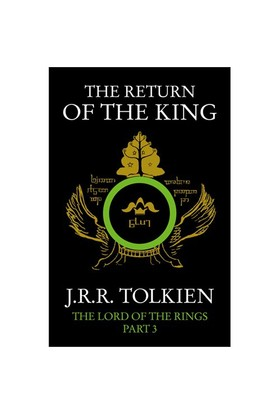 The Return of the King (The Lord of the Rings, Part 3) - John Ronald Reuel Tolkien