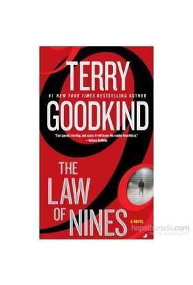 The Law Of Nines-Terry Goodkind